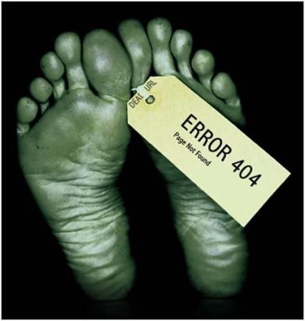 error-404 alternative